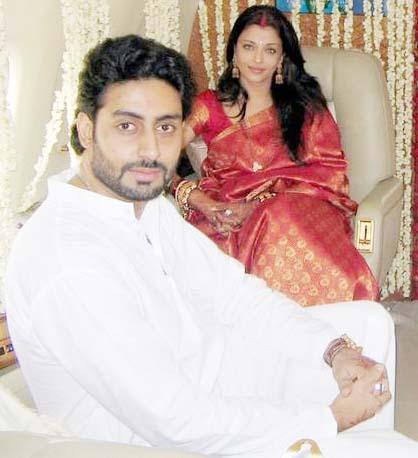 aishwarya rai wedding. Aishwarya Rai Abhishek