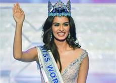 Miss India Manushi Chhillar