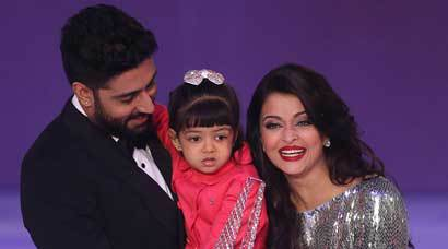 Aishwarya Rai daughter Aaradhya
